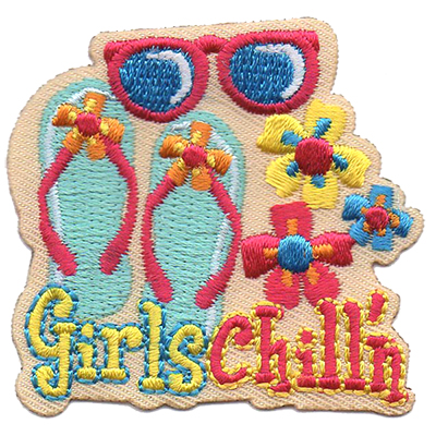 Girls Chill'n