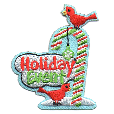 Holiday Event (Birds) Patch