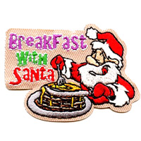 Breakfast With Santa Patch