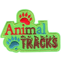 Animal Tracks Patch