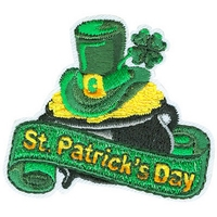 St. Patrick's Day Patch