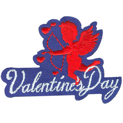 Valentine's Day Patch