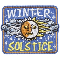 Winter Solstice Patch