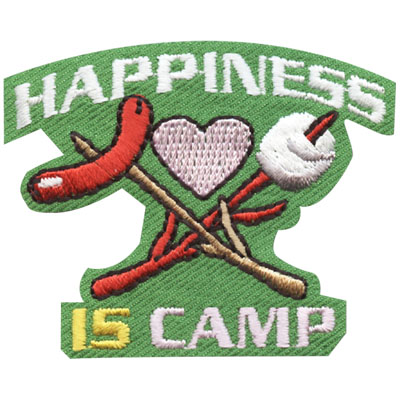 Happiness Is Camp
