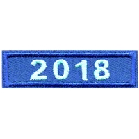 2018 Blue Year Bar