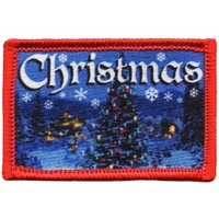 Christmas Patch