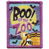Boo! at the Zoo Patch
