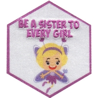 Fairy-Be A Sister  Patch