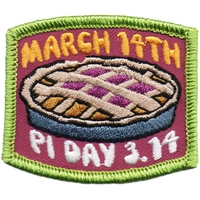 Pi Day 3.14  March 14th