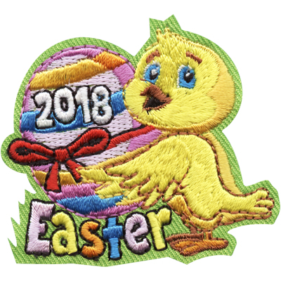 2018 Easter (Chick)