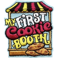 My First Cookie Booth Patch