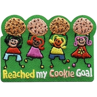 Reached My Cookie Goal