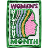 Women's History Month Patch