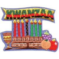 Kwanzaa Patch