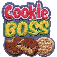 Cookie Boss Patch