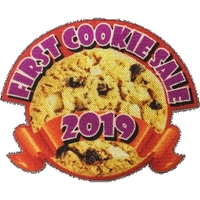 2019 First Cookie Sale Patch