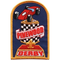 Pinewood Derby  (Trophy/Car)