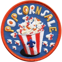 Popcorn Sale Patch
