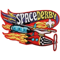 Space Derby Patch