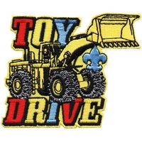 Toy Drive Patch