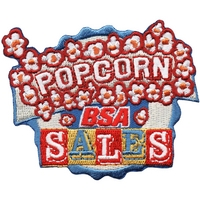 Popcorn BSA Sales Patch