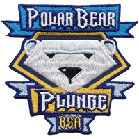 Polar Bear Plunge Patch