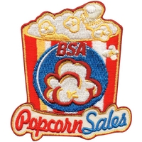 Popcorn Sales Patch