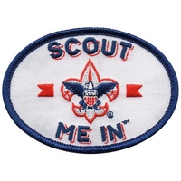 Scout Me In Patch