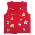 Youth Patch Vests