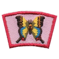 Butterfly Segment Patch