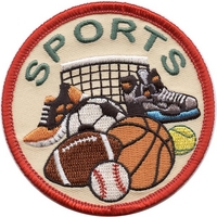 Sports Center Patch