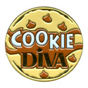 Cookie Diva Pin
