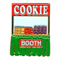 Cookie Booth Pin