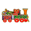 Toy Drive (Train) Pin
