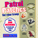 PATROL PATCH CATALOG