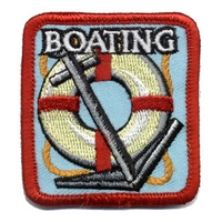 Boating (Anchor & Ring) Patch