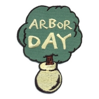 Arbor Day  (Tree) Patch