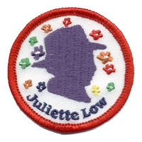 Juliette Low - Purple