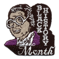 Black History Month Patch