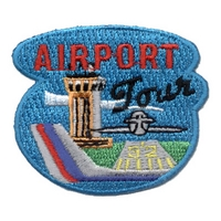 Airport Tour Patch
