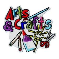 Arts & Crafts (Wacky Shape)