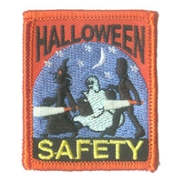 Halloween Safety (Ghost)