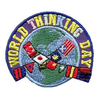 World Thinking Day - Flags