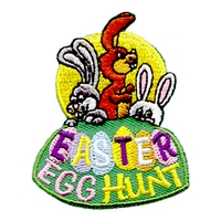 Easter Egg Hunt (Bunny) Patch