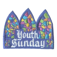 Youth Sunday (Stained Glass)
