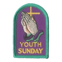 Youth Sunday (Hands Praying)