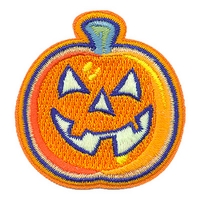 Pumpkin Head (GITD)