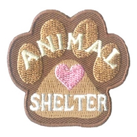 Animal Shelter (Paw Print)