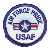 Air Force Pride Patch