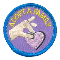 Adopt A Family Patch